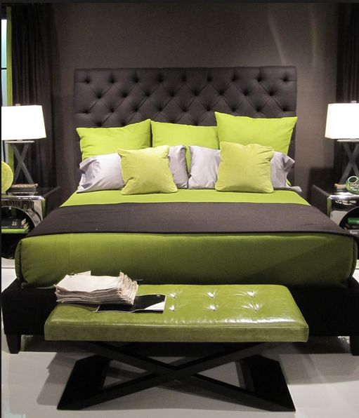 Bedroom Colors Green 100 best apple green bedrooms images on pinterest | bedrooms, room