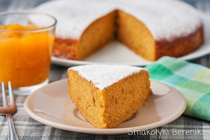 Ciasto z purée dyniowym