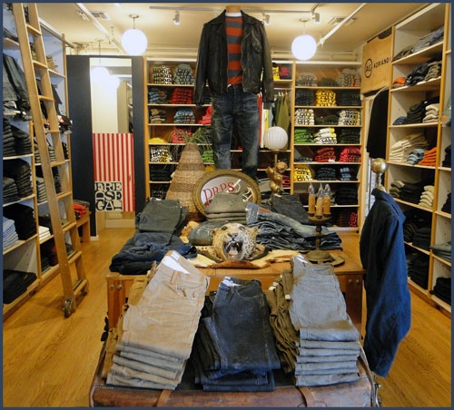 PRPS New Fall Styles have Arrived at Ron Herman Melrose   8100 Melrose Ave