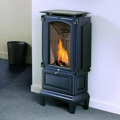 Tudor Gas Fired Stove From Hearthstone Corner Gas Fireplaces Pinterest Gas Fire Stove Gas