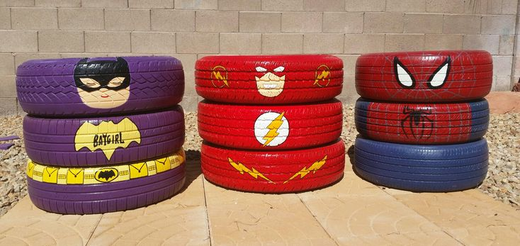 Best 25 Painted Tires Ideas On Pinterest Old Tire