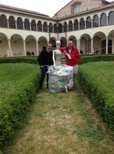 CentrItaliaNews, Plastic Food a Firenze con Artour-o  @Ecodallecitta @2EWWR @EnviInfo @eHabitatit @menorifiuti http://www.centritalianews.com/ambiente-dal-9-marzo-plastic-food-abbraccia-larte-fiorentina/