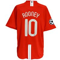 Nike Manchester United Home Shirt 2007/09 with Rooney Manchester United Home Shirt 2007/09 with Rooney 10 printing and Champions League Final Embroidery - Kids. http://www.comparestoreprices.co.uk/football-shirts/nike-manchester-united-home-shirt-2007-09-with-rooney.asp