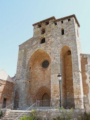 Románico burgalés: Mahamud. Iglesia. Siglo XIII