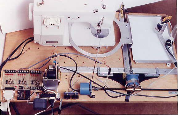 DIY Computerized Embroidery - Hacked Gadgets – DIY Tech Blog