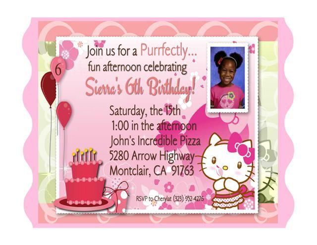 Birthday Invitation Card Yahoo Image Search Results