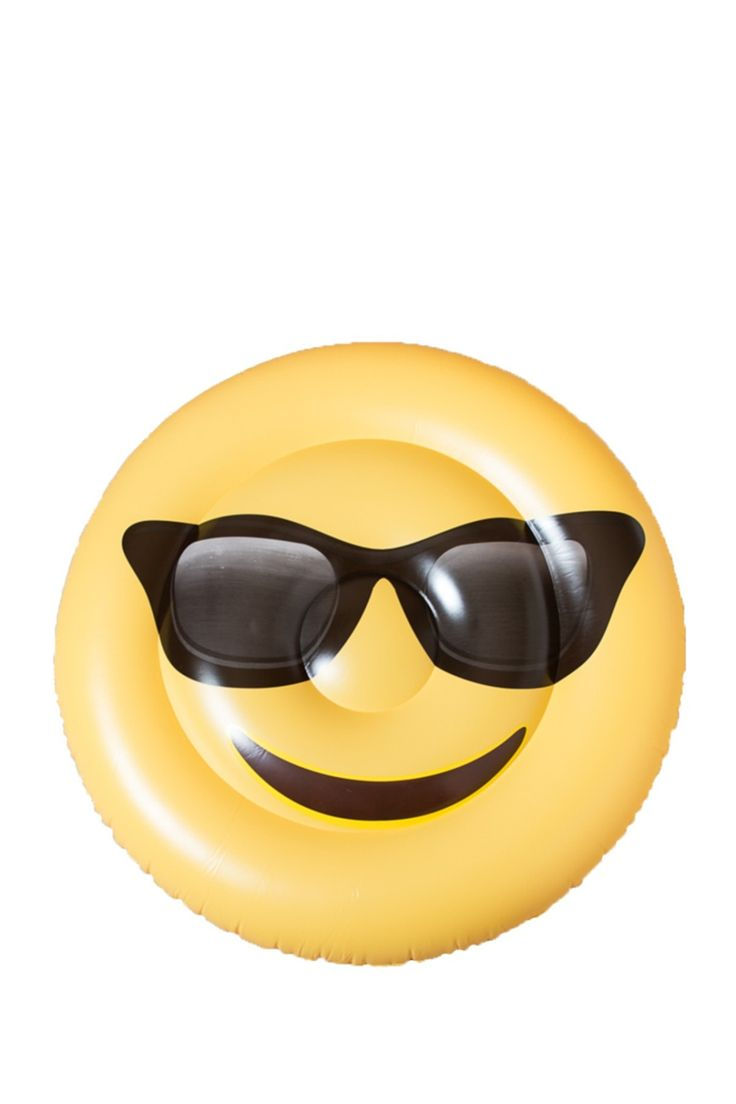 Lunettes de soleil cool Emoji Fabric App Keyring Ce qui est Gn5LLb3OxB