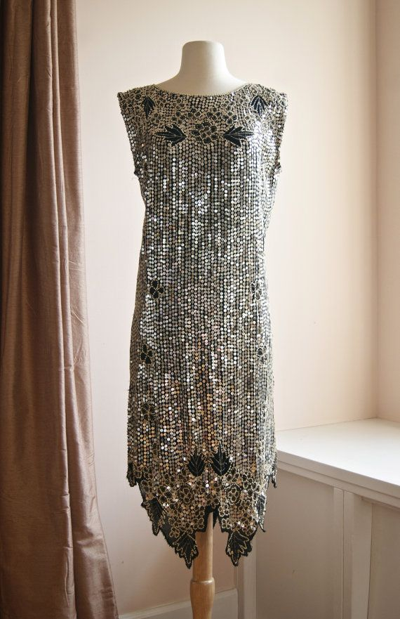 25  best ideas about Vintage flapper dress on Pinterest | 1920s ...