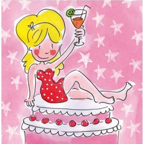 blond amsterdam verjaardag taart - Google zoeken