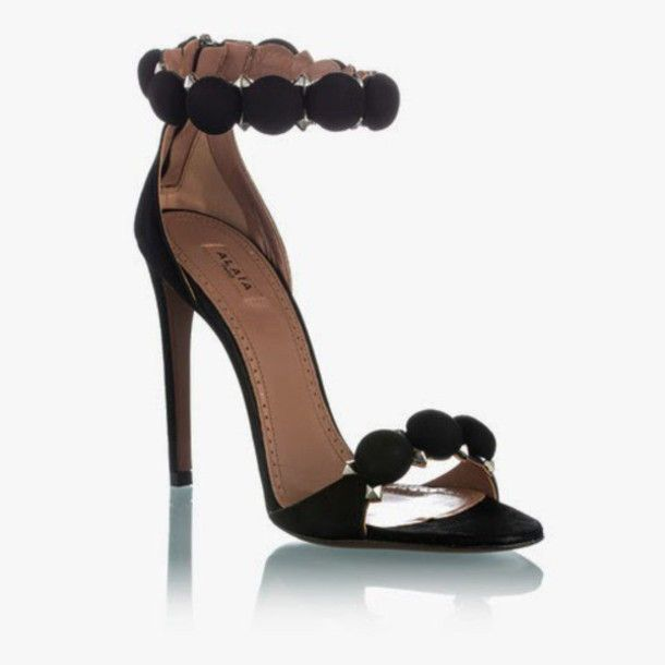 azzedine alaia sandals | Shoes: alaia shoes - Wheretoget