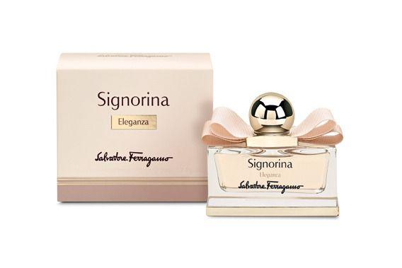 Salvatore Ferragamo presenta Signorina Eleganza, una ricca creazione olfattiva che celebra il lato più seducente della femminilità e della bellezza delle donne.