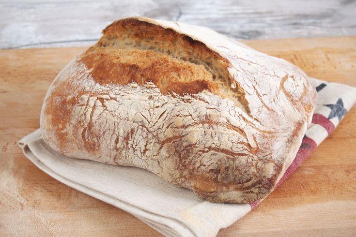 Le pain magique sans pétrissage