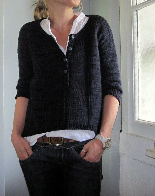 "...some mods to make it mine: longer sleeves - plain St st joined with 3 additional <span class=""best-highlight"">sts to knit in rounds 20 cm from underarm to make</span> a jumper instead of a cardi ktbl the center stitch of the front"