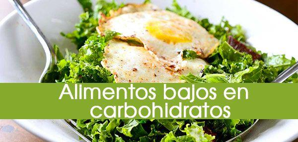 Si Quieres Incluir Alimentos Bajos En Carbohidratos En Tu Dieta Diaria Puedes Consumir Lechuga Huevo Carne De Pollo Champiñ Food Good Food Healthy Choices