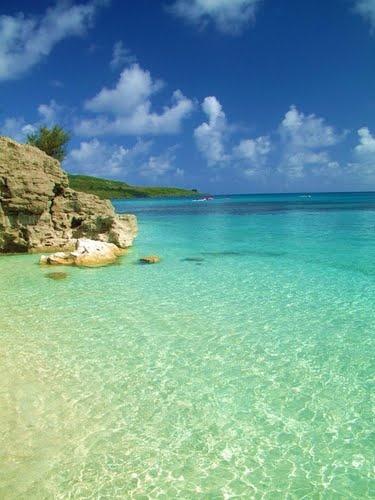 Tinian Island.