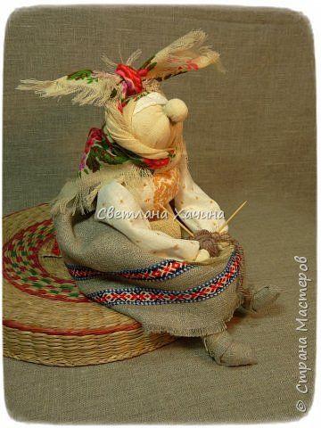 Сотворились у меня две бабуськи- Лушка и Маруська. Творила их по этому мк : http://www.liveinternet.ru/users/5163548/post299043255/ фото 5
