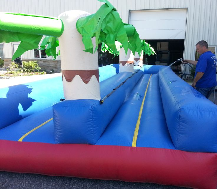Inflatable Longest Slide: 70 Best Images About Slip -n- Slides On Pinterest