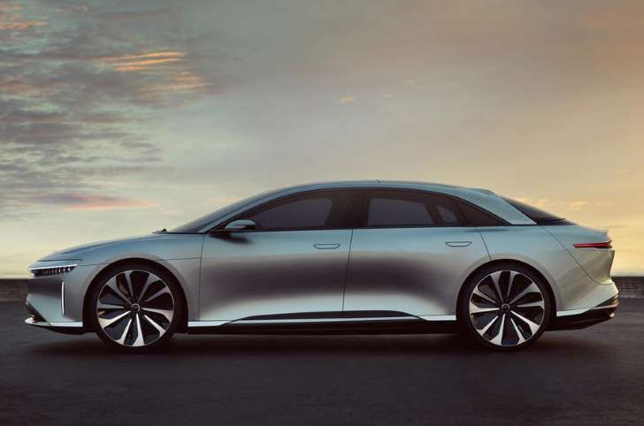235mph Lucid Air Due In 2019 As Electric Bmw 7 Series Rival Tesla