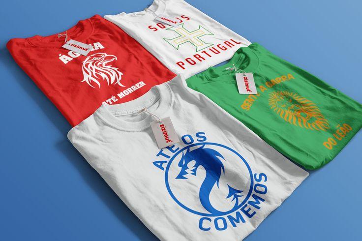 Gostas de Futebol? Compra uma t-shirt zizimut e apoia o teu clube! ⚽ #zizimut #funnytshirts #tshirts #hoodies #sweatshirt #giftshops #personalizedgifts #personalizadas #porto🇵🇹 #tshirtshop #futebol #soccer #sports #fcporto #slbenfica #sportingcp #portugal