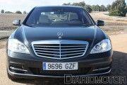 Mercedes S 350 CDI BlueTEC