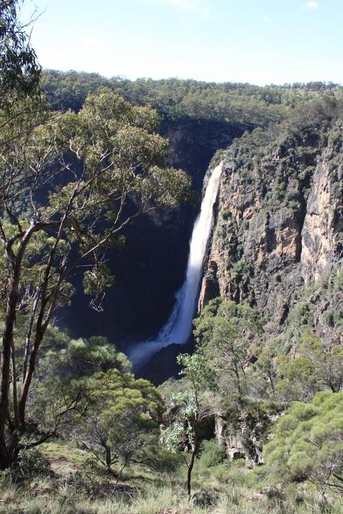 Dangar Falls, Armidale NSW