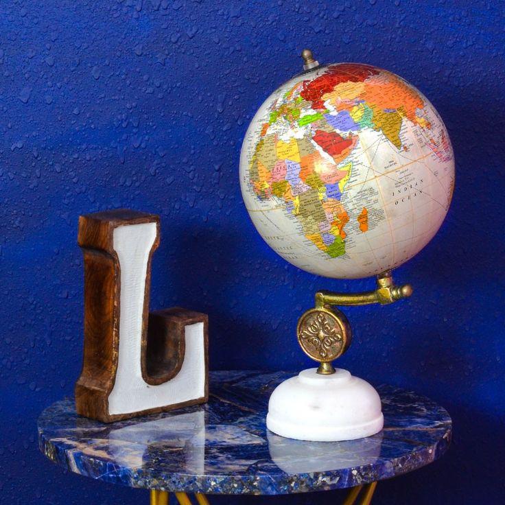 Monogram Rustic Letter L Shop Now for Home Decoration