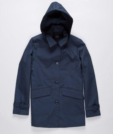 A.P.C. Woman - Mac Bretagne Coat