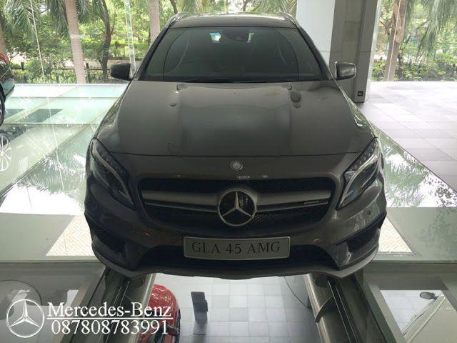 Promo Terbaru Mercedes Benz | Dealer Mercedes Benz Jakarta: Jual Mercedes Benz GLA 45 AMG nik 2017 Dealer ATPM...