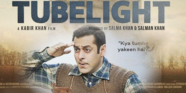 Tubelight 4th (Fouth) Day Box Office Collection And Eid Earning Report 26th June, Tubelight 4th Day Income, Tubelight 1st Monday Earning