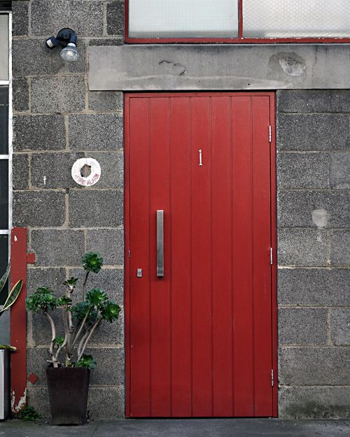 Modern Red Front Door: Best 25+ Modern Door Design Ideas On Pinterest