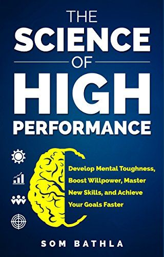 9 best books collection images on pinterest business coupon codes the science of high performance develop mental toughness boost willpower master new skills fandeluxe Images