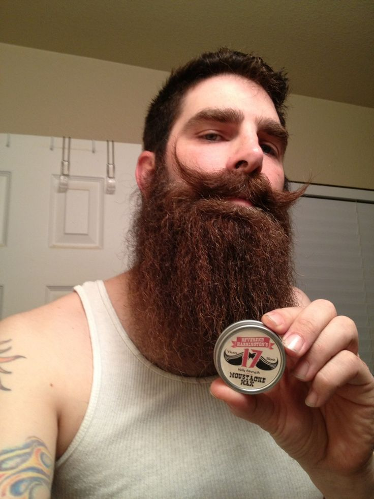 how to grow more beard and mustache