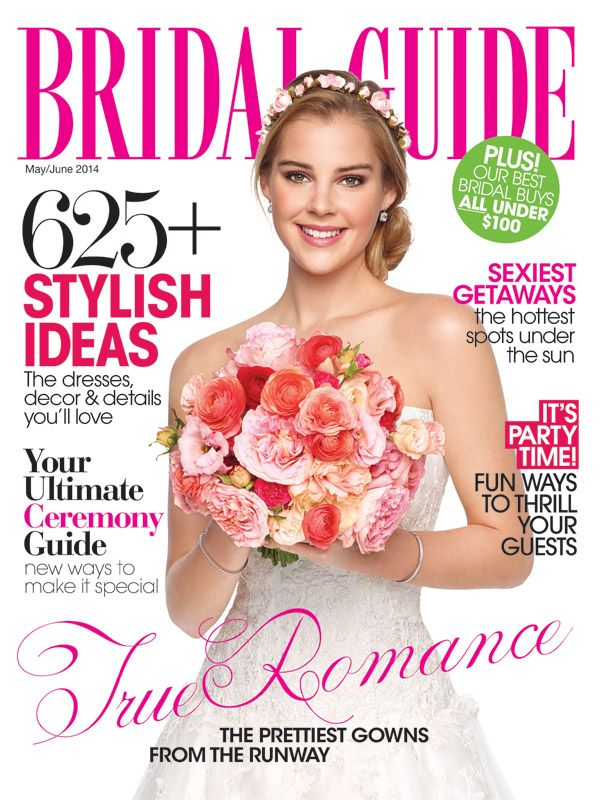 20 best WEDDINGS Bride Magazine Cover images on Pinterest