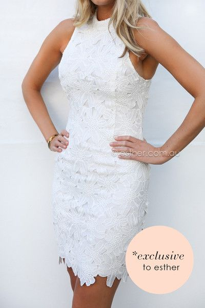pre-order - willow cocktail dress - white - arrives to our warehouse approx end of april | Esther clothing Australia and America USA, boutique online ladies fashion store, shop global womens wear worldwide, designer womenswear, prom dresses, skirts, jackets, leggings, tights, leather shoes, accessories, free shipping world wide. – Esther Boutique