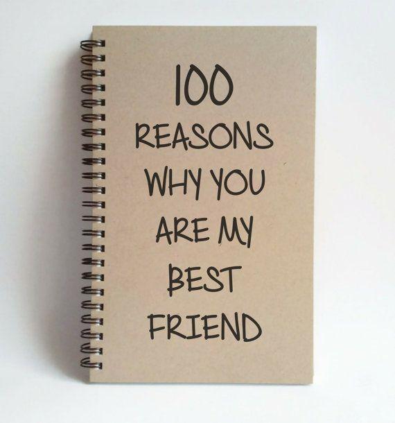 100 Gründe, warum du mein bester Freund 5×8 von TheJournalCompany bist