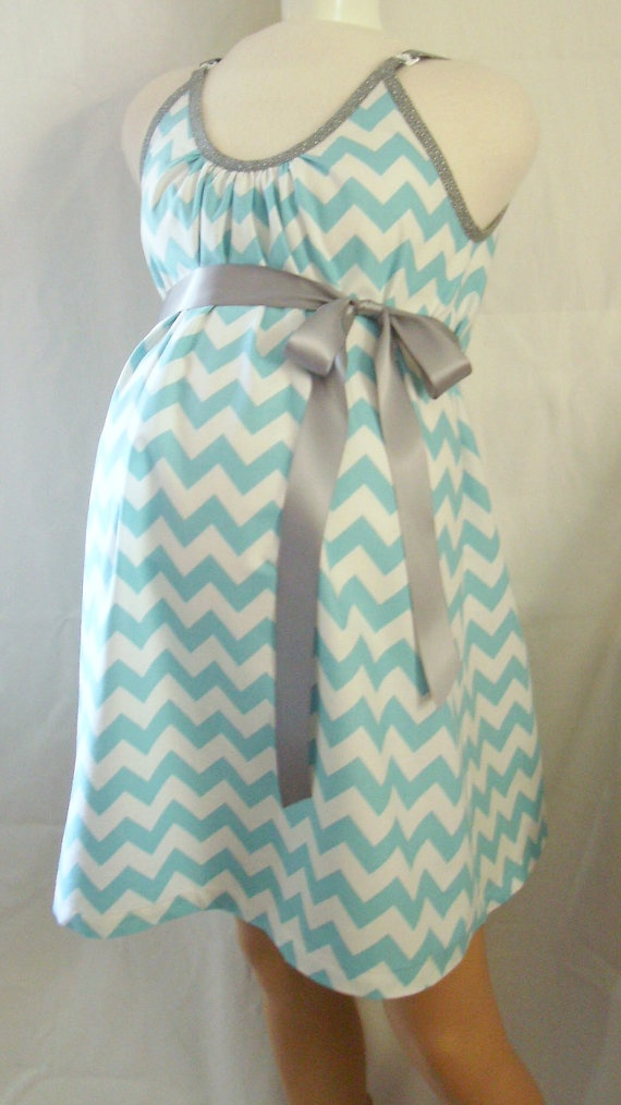 Maternity Hospital Gown delivery nursing gown by MilkThreads, $63.00