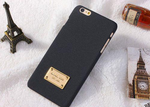 "Michael Kors Protective Case Fit For iPhone 6 Plus (5.5"") Black55"