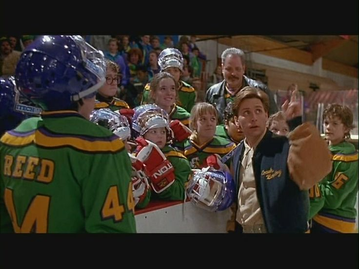 d2 mighty ducks quotes whats the best hockey movie