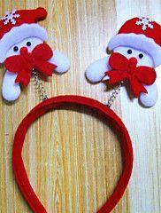 jul dekorasjon elementer jul lys pannebånd hårnål design er tilfeldig