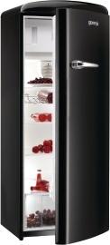 Gorenje Retro Collection fridge black