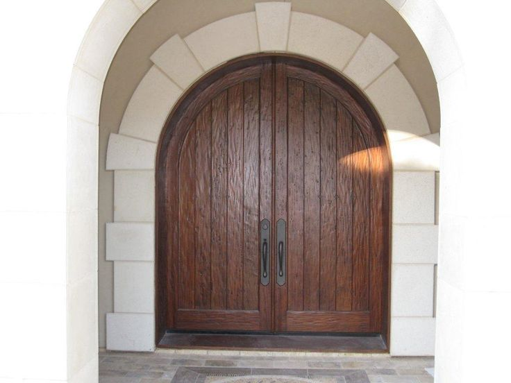Arched Double Front Doors 21 best house thoughts - front door images on pinterest | front