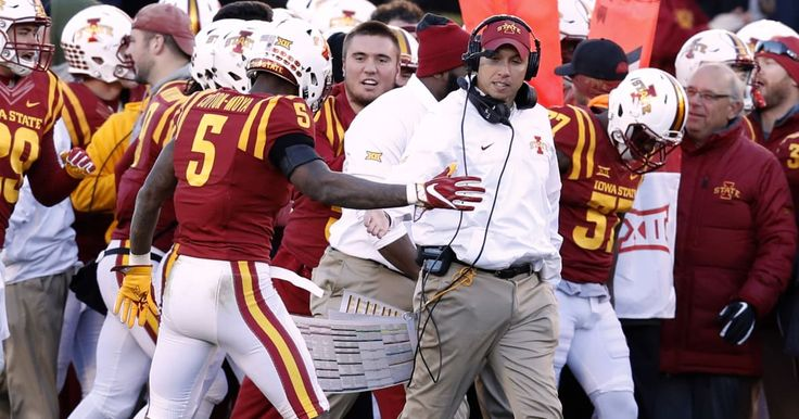Iowa State on track for bowl game after upsetting Texas Tech