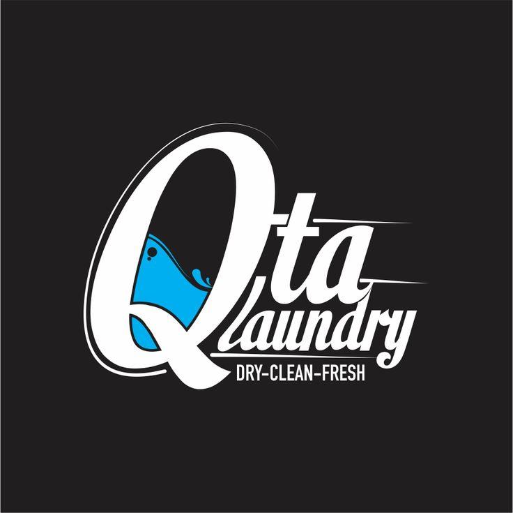 Q-ta Laundry Logo