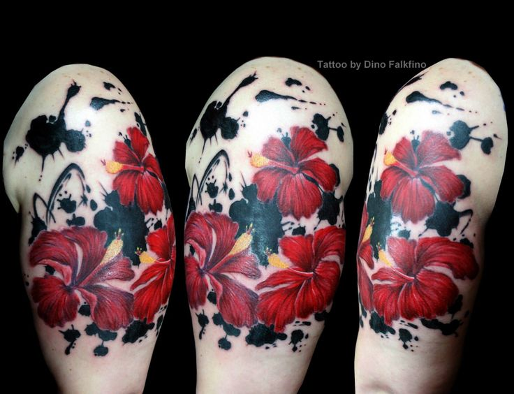 Tattoo by Dino Falkfino