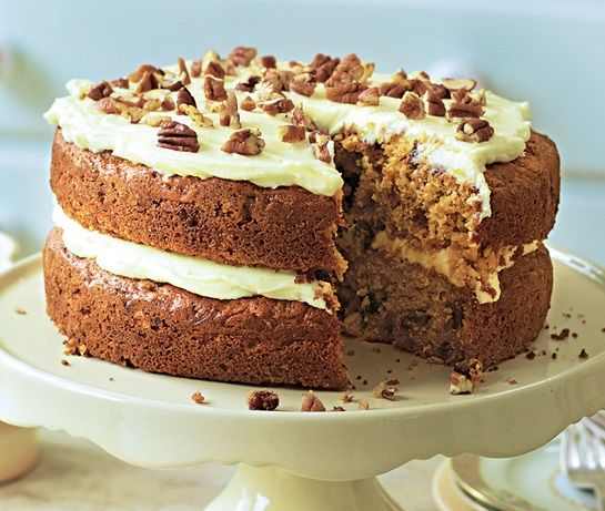 Gluten free carrot cake | ASDA Recipes