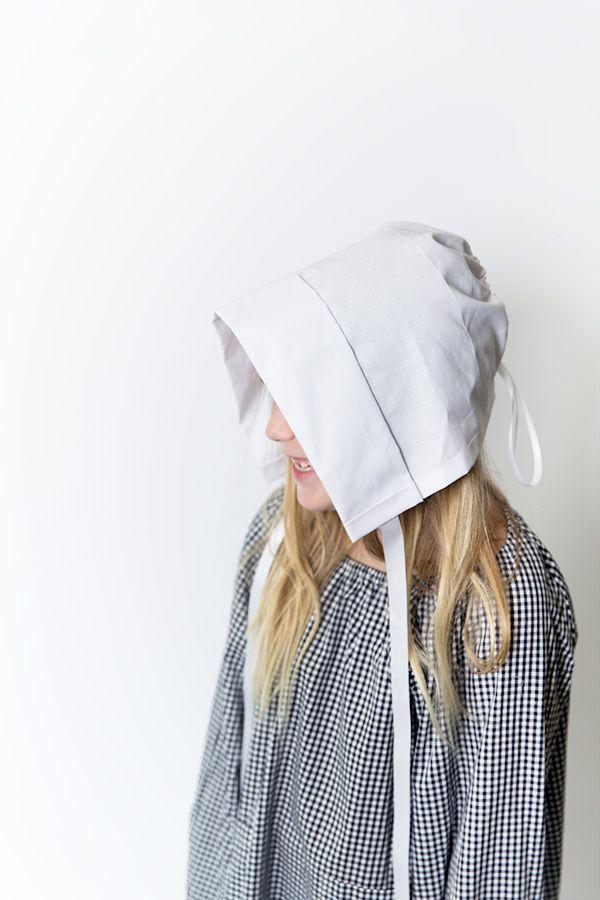 no sew pilgrim hat