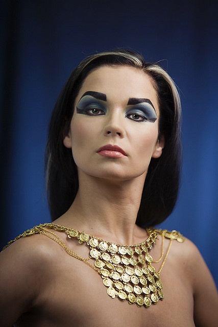 Ancient egyptian woman by alexey05, via Flickr