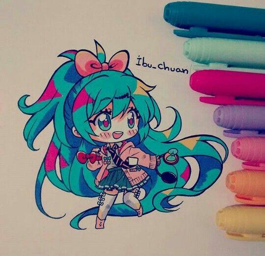 Credit to:@ibu_chuan (instagram) *I love ibu_chuan's art, i srsly wish i could draw dat good.*