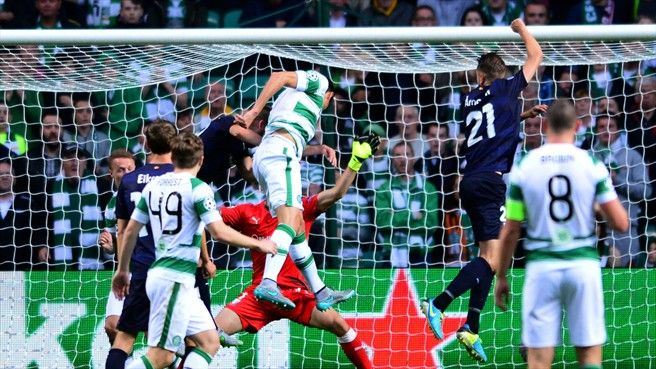 Celtic on top but Berget gives Malmö hope - UEFA Champions League - News - UEFA.com