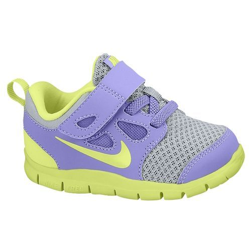 Nike Free 5.0 - Girls' Toddler - Running - Shoes - Fusion Pink/Total